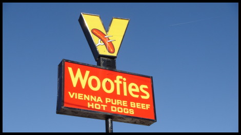 Woofies Hot Dogs